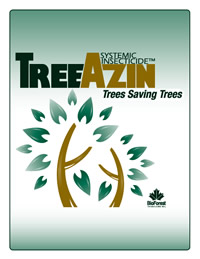 Tree Azin Emerald Ash Borer Treatment Brochure